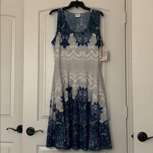 LulaRoe Nicki Dress- very rare NWT